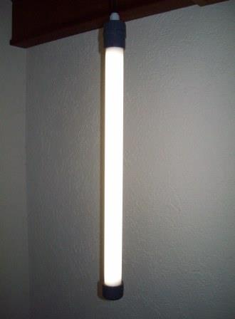 Led verticaal Tube Buis